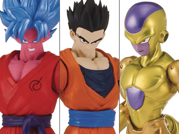 Dragon Ball Super Dragon Stars Figure Wave H Set of 3 with Kale Components Pre-order