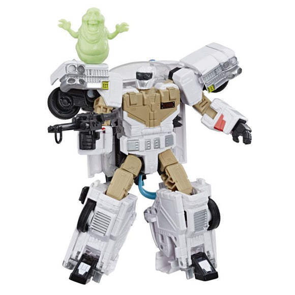 Transformers Generations Ghostbusters Ecto-1 - Ectotron