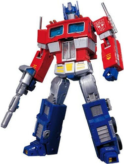 Transformers Masterpiece Mp-04 Optimus Prime Convoy Complete Ver.