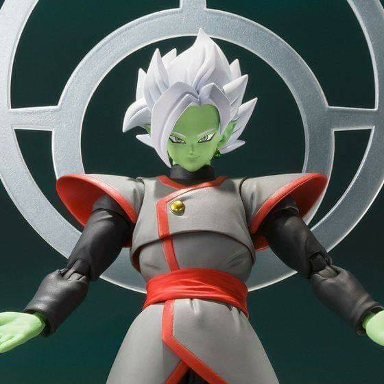 S. H. Figuarts Dragon Ball Super - Fused Zamasu Japanese Early Release Ver. Pre-order