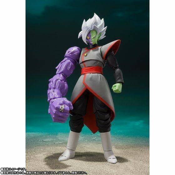 S. H. Figuarts Dragon Ball Super - Zamasu (Potara Ver.) US Release Ver.