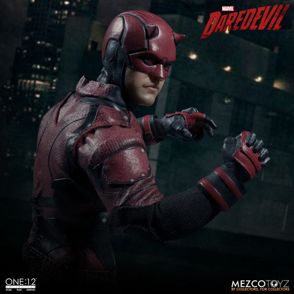Mezco Toyz Marvel One:12 Collective Netflix - Daredevil