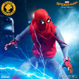 Mezco One:12 Collective Spider-Man: Homecoming - Spider-Man Homemade Suit Edition
