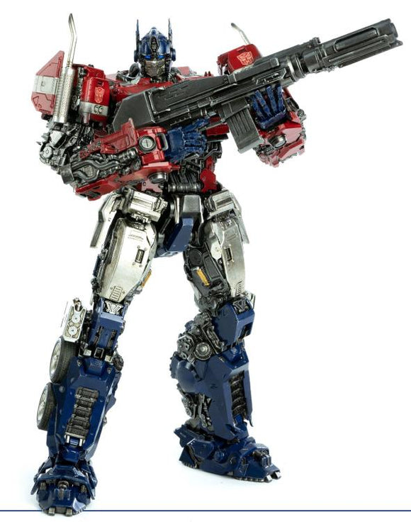 ThreeA Toys DLX Scale Collectible Series Transformers Bumblebee Movie - Optimus Prime Pre-order