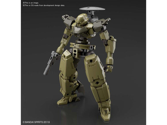 30 Minute Mission 1/144 30 MM -  bEXM-14T Cielnova (Green)
