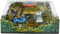 Masters of the Universe MOTU Classics - SDCC 2010 Mo-Larr vs Skeletor Set