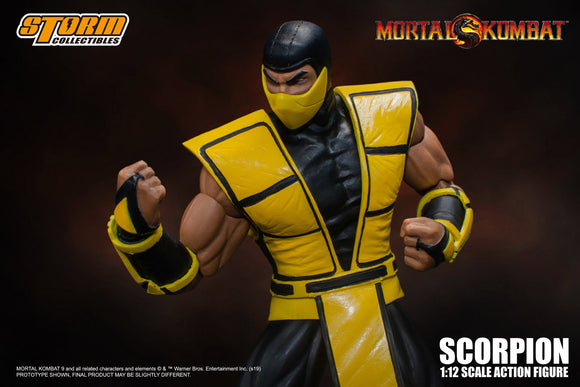 Storm Collectibles - Mortal Kombat 3 - Scorpion Pre-order