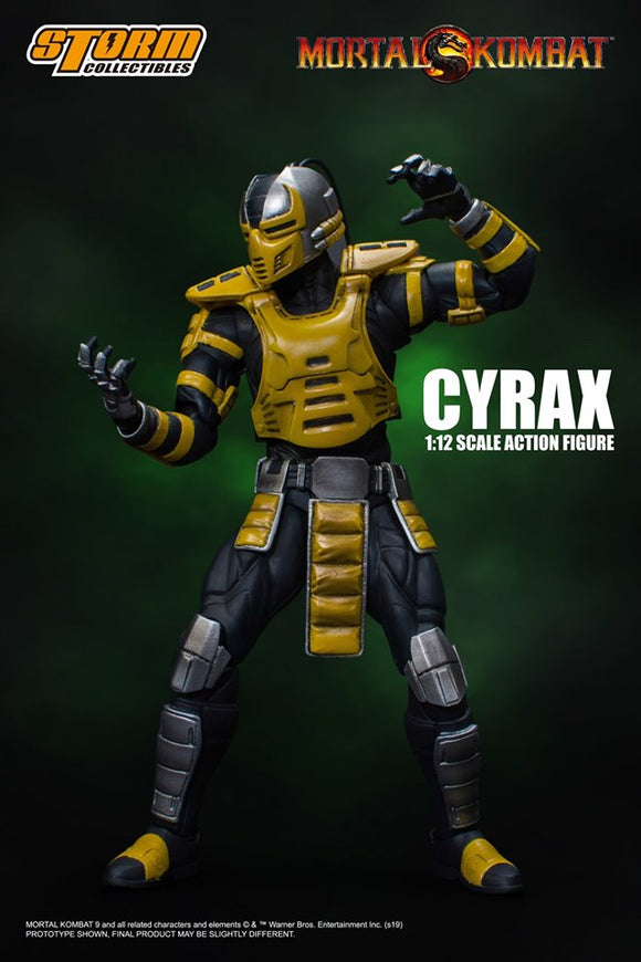 Storm Collectibles Mortal Kombat - Cyrax Pre-order