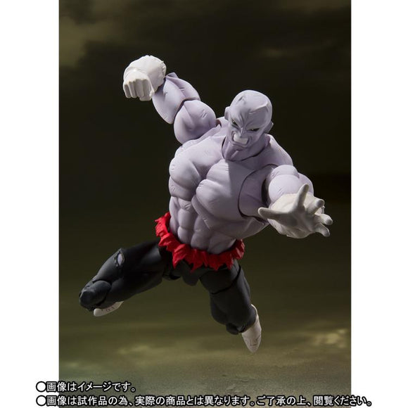 S. H. Figuarts Dragon Ball Super - Jiren Final Battle Version Pre-order