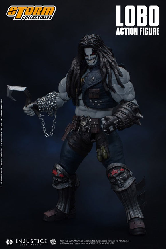 Storm Collectibles Injustice: Gods Among Us - Lobo Pre-order