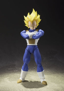 S. H. Figuarts Dragon Ball Z - Super Saiyan Vegeta