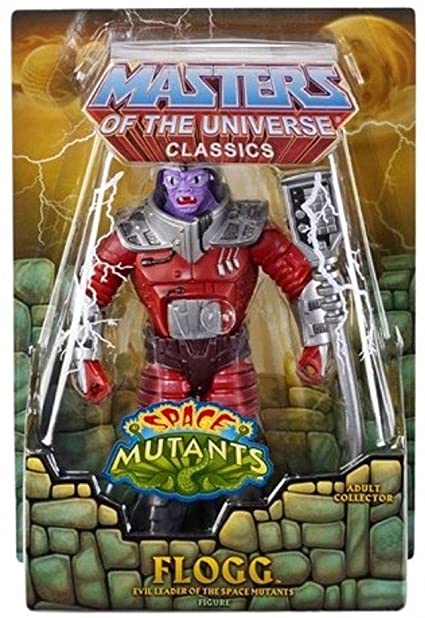 Masters of the Universe MOTU Classics - Flogg