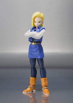 S. H. Figuarts Dragon Ball Z - Android 18