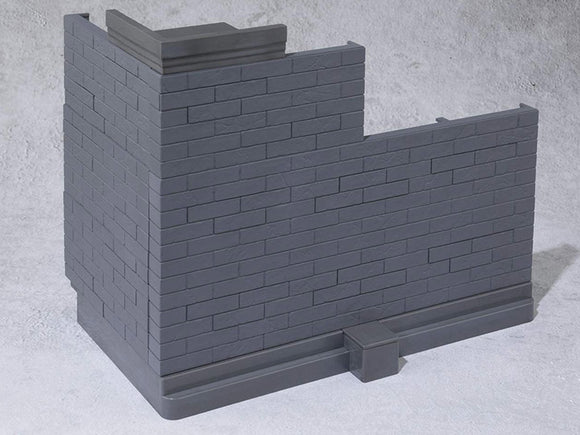 Tamashii Option Brick Wall (Grey)