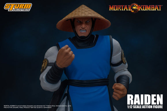 Storm Collectibles Mortal Kombat - Raiden Pre-order