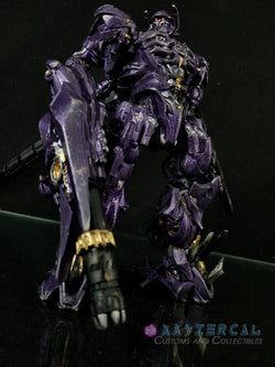 Xavier Cal Custom Transformers Dark of the Moon - Shockwave