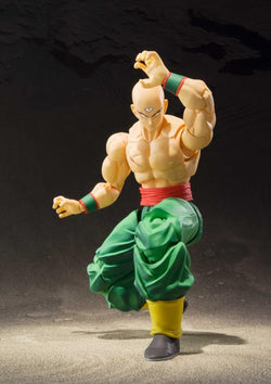 S. H. Figuarts Dragon Ball Z - Tien Shinhan