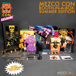 Mezco Con 2020: Summer Edition - Booth-In-A-Box