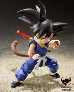 SDCC 2019 S. H. Figuarts Dragon Ball - Kid Goku