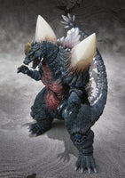 SH Monster Arts Space Godzilla *Damaged Box*