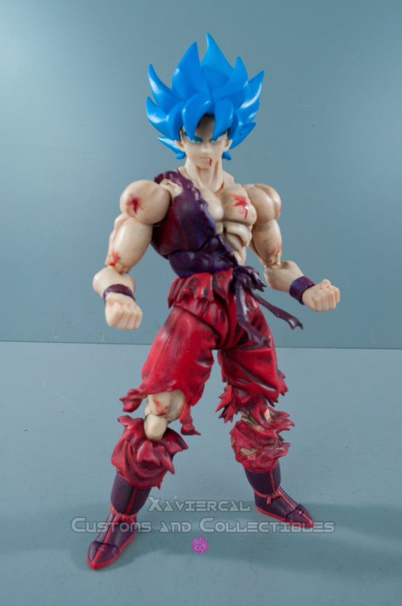 Dragon Ball Z Super Page 3 Xavier Cal Customs And