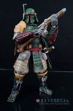 Xavier Cal Custom - Star Wars Meisho Movie Realization - Ronin Boba Fett Movie Accurate Colors