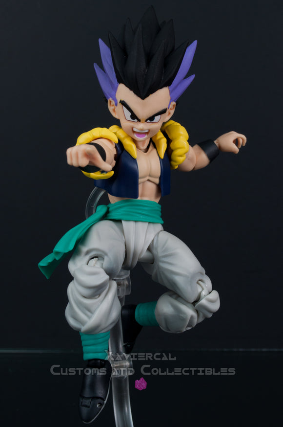 Xavier Cal Custom S. H. Figuarts Dragon Ball Z - Base Form Gotenks