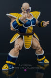 Xavier Cal Custom: S. H. Figuarts Dragon Ball Z Anime Colors: Nappa