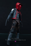 Xavier Cal Custom: S. H. Figuarts Batman Arkham Knight: Red Hood