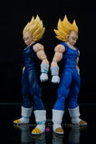 Xavier Cal Custom S. H. Figuarts Dragon Ball Z - Majin Vegeta Anime Accurate Colors