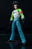 Xavier Cal Custom S. H. Figuarts Dragon Ball Super - Android 17