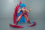 Xavier Cal Custom Dragon Ball Super Saiyan God Super Saiyan  Kaioken Energy Aura