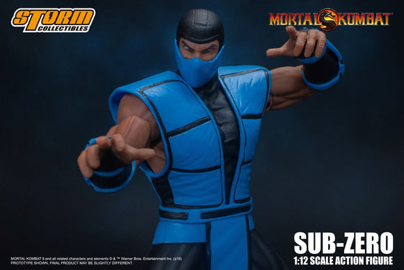Storm Collectibles - Mortal Kombat 3 - Sub-Zero