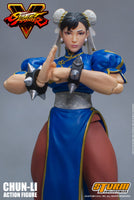 Storm Collectibles  Chun-Li Street Fighter V 1:12