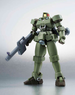 Robot Spirits Gundam Wing - SIDE MS- Leo Space Moss Green + Option Set