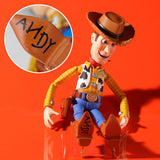 Revoltech Disney Toy Story: Woody Renewal Package Reissue