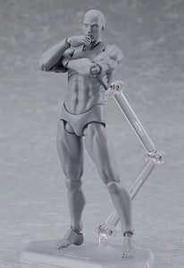 Figma - archetype next: He Gray color ver. Reissue