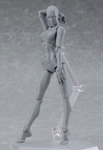 Figma - Archetype next: She Gray color ver. Reissue