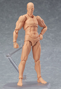 Figma - archetype next: He flesh color ver. Reissue