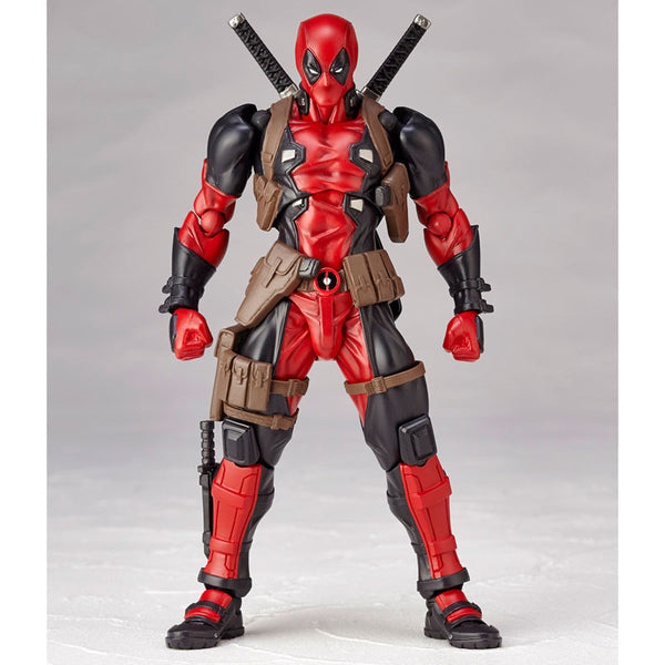Revoltech Amazing Yamaguchi Deadpool Re-issue
