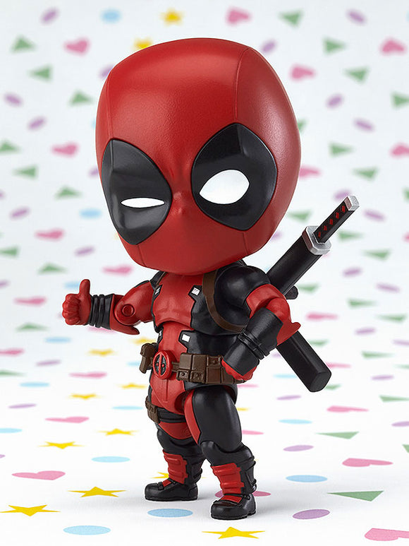 Nendoroid Deadpool Orechan Edition (Reissue)