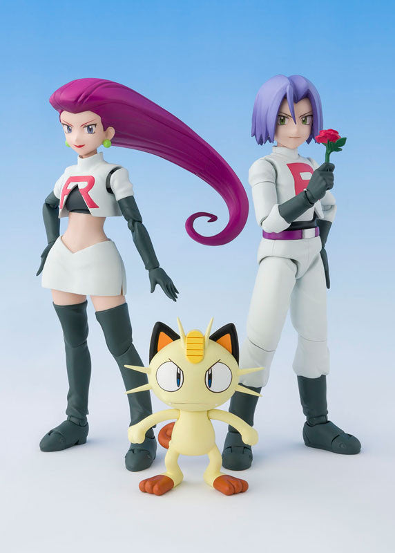 S.H. Figuarts - Pokemon - Team Rocket