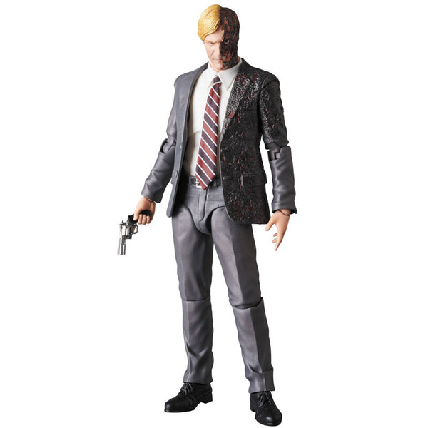 MAFEX Batman The Dark Knight - Harvey Dent / Two-Face Pre-order