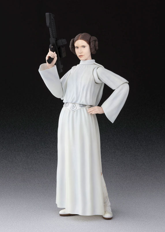 S. H. Figuarts Star Wars :A New Hope Princess Leia Organa