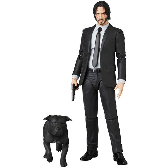 MAFEX John Wick Chapter 2 - The Boogeyman - John Wick
