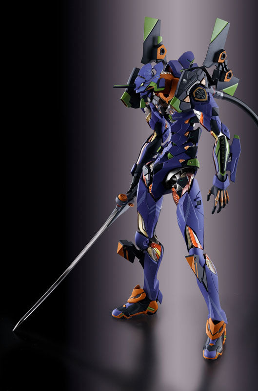 Metal Build Neon Genesis Evangelion - EVA-01 Test Type