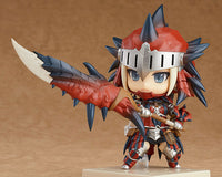 Nendoroid Monster Hunter - Female Hunter Rathalos Armor Edition DX Version Pre-order