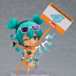 Nendoroid Vocaloid Miku Hatsune GT Project - Racing Miku 2013 Sepang Version