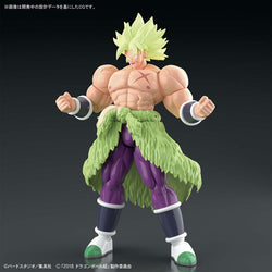 Figure-rise Standard - Dragon Ball Super Broly -Super Saiyan Broly Full Power Model Kit