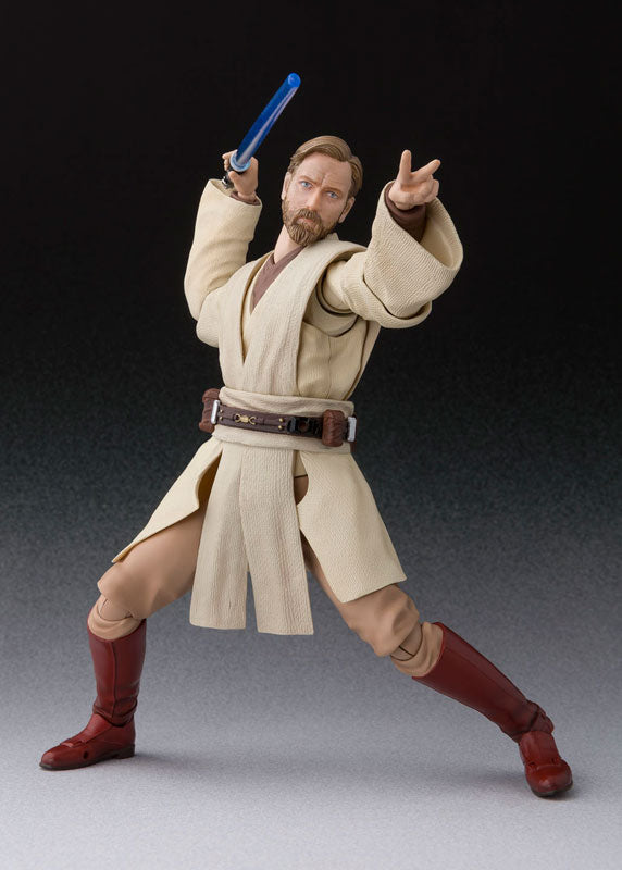 S.H. Figuarts Star Wars Episode 3: Revenge of the Sith - Obi Wan Kenobi Pre-order